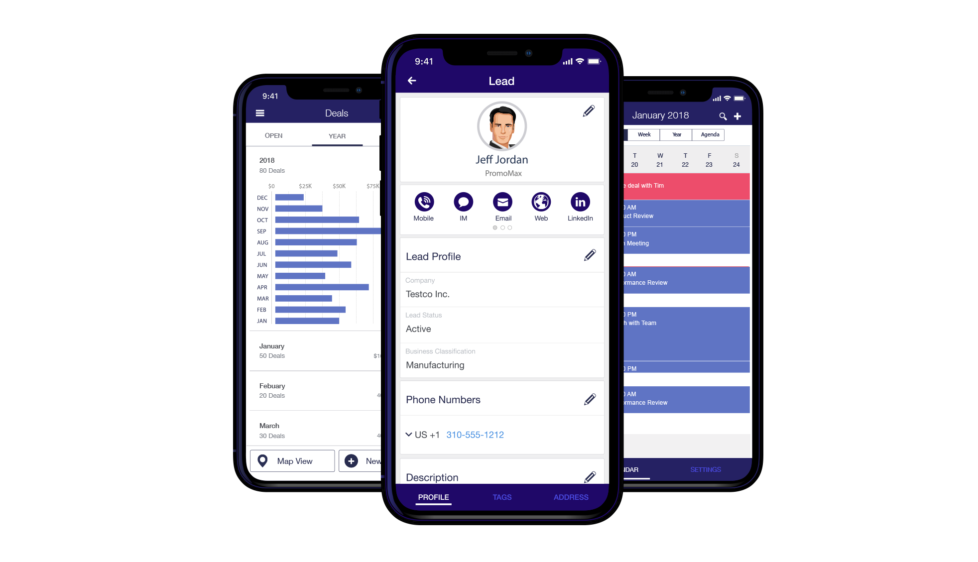 Mobile CRM App for Sales | Sellution CRM