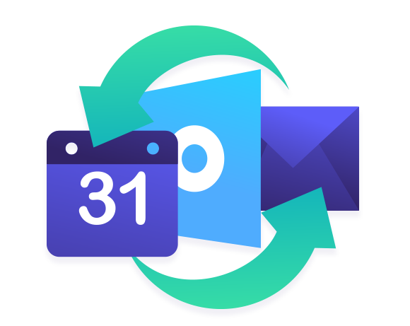 Email Sync Icon
