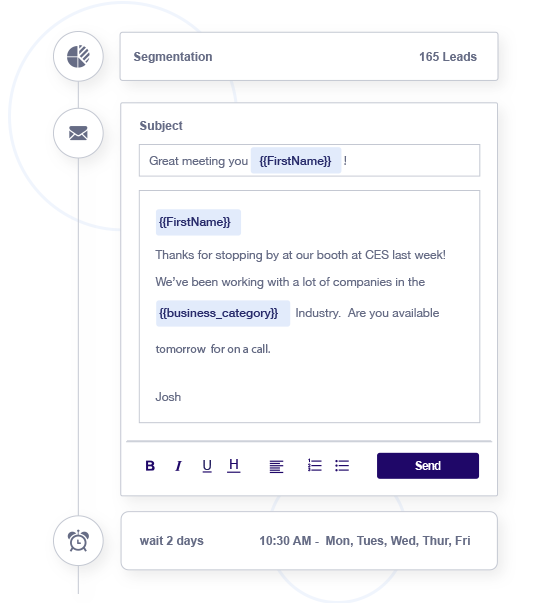 Email Personalization Tokens